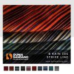 30s stripe line 10 warna